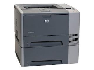 HP Color LaserJet 2430tn -