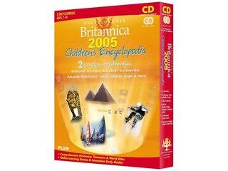 F+F Publishing Encyclopaedia Britannica 2005 Child -