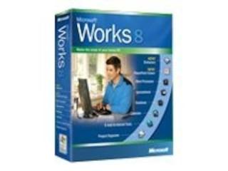 Microsoft Works 8.0 -