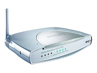 Philips x-DSL WiFi Router Base Station -