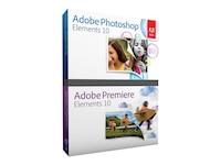Adobe Systems Photoshop + Premiere Elements 10