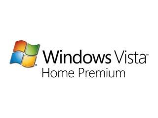 Microsoft Windows Vista Home Premium (32bit) -