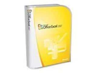 Microsoft Media Kit für MS Excel 2007 -