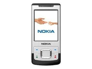 Nokia 6500 slide -