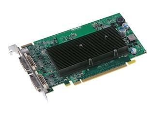 Matrox Matrox M9120 PCIe x16 DualHead 512 MB -