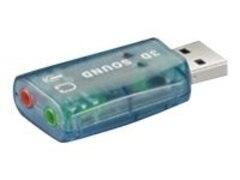 Mcab Soundcard USB 2.0