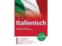 Digital Publishing First Class Sprachkurs Italienisch 9.0