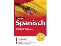 Digital Publishing First Class Sprachkurs Spanisch 9.0