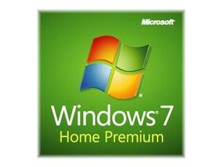 Microsoft Windows 7 Home Premium (32bit) -