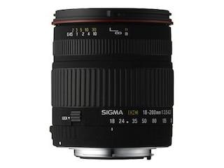 Sigma 18-200mm f/3.5-6.3 DC Nikon F (885955) -