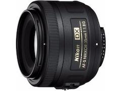Nikon Nikkor 35mm f/1.8 G AF-S DX (JAA132DA)