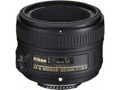 Nikon Nikkor 50mm f/1.8 G (JAA015DA)