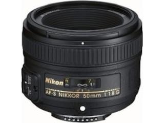Nikon Nikkor 50mm f/1.8 G (JAA015DA) -