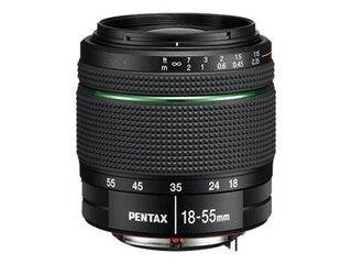 Pentax 18-55mm f/3.5-5.6 AL WR Pentax KAF (21880) -