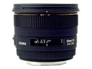 Sigma 50mm f/1.4 DG HSM Sigma SA (311956) -