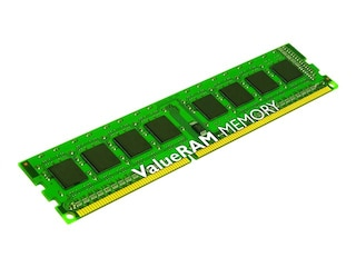 Kingston DDR3 8GB ValueRAM Kit 1333MHz, PC3-10667U, CL9, 240pin, 2x 4GB Kit -