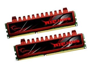 G.Skill Ripjaws DIMM 4 GB DDR3-1600 Kit, PC3-12800, CL9-9-9-24, 2x 2GB Kit (F3-12800CL9D-4GBRL) -