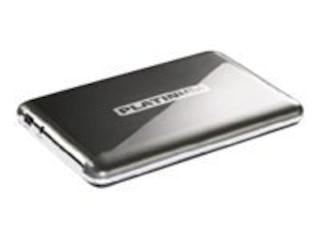 Bestmedia Platinum MyDrive 500GB silber/chrome (103402) -