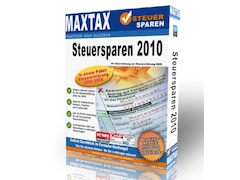 MaxTax Steuermanager Standard 2010