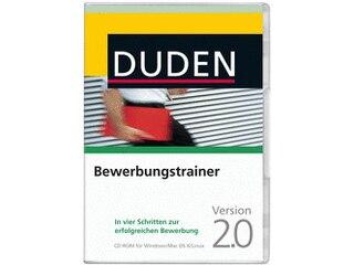 Bibliographisches Institut & F.A. Brockhaus Duden Bewerbungstrainer -