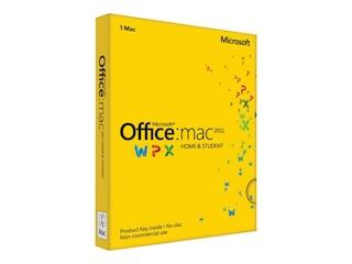 Microsoft Office 2011 (Home Student) [MAC] -