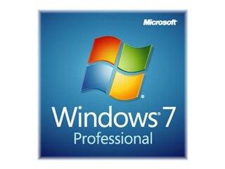 Microsoft Windows 7 Professional (32/64bit) -