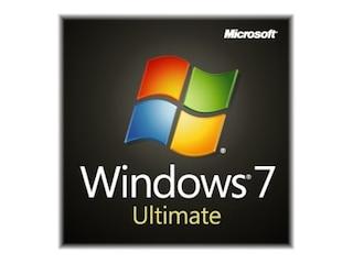 Microsoft Windows 7 Ultimate (64bit) -