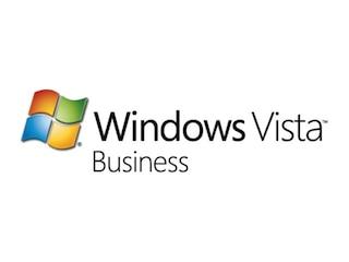 Microsoft Windows Vista Business (64bit) -