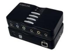LogiLink USB Sound Box Dolby 7.1 (UA0099)