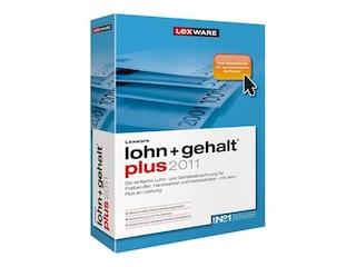Lexware Lohn + Gehalt Plus 2011 -