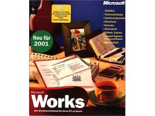Microsoft Works 6.0 -