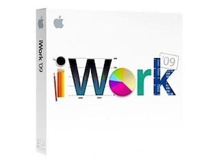Apple iWork 09 Family Pack -