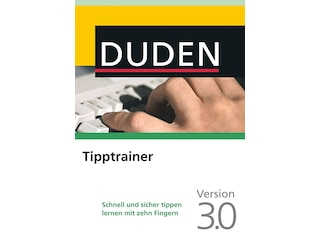 Bibliographisches Institut & F.A. Brockhaus Duden Tipptrainer 3.0 -