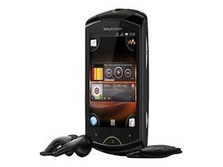 Sony Ericsson Live mit Walkman -