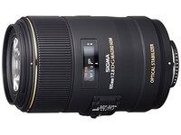 Sigma 105mm f/2,8 EX Macro DG OS HSM Nikon (258955)