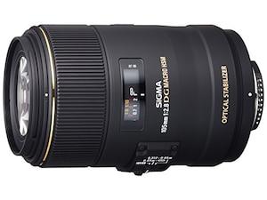 105mm f/2,8 EX Macro DG OS HSM Nikon (258955)