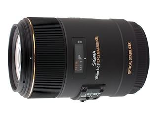 Sigma 105mm f/2.8 EX DG OS HSM Makro Canon (258954) -