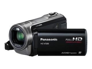Panasonic HC-V500 -