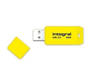 Integral NEON Gelb 16GB (AMINFD16GBNEONYL) -