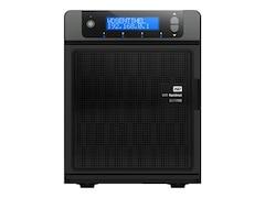 Western Digital Sentinel DX4000 12TB (WDBLGT0120KBK-EESN)