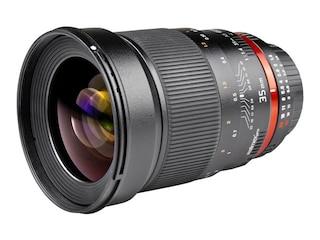 Walimex 35mm f/1.4 für Pentax/Samsung (16959) -