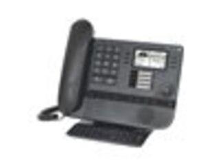 Alcatel-Lucent 8029s DE Premium Tischtelefon Moon Grey -