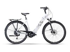 Husqvarna Gran City 1 Trekking-Bike Weiß Modell 2021 (4061453022670)