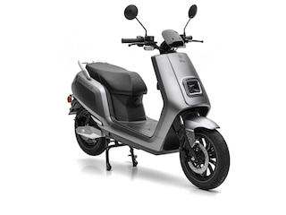 Nova Motors / Inoa S5 li 50 mattgrau 45 km/h 1 x Akkupack mit Topcase inkl. Halterung -