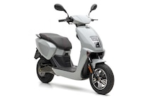 Nova Motors eTab li 50-eTab mattgrau 45 km/h