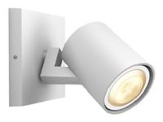 Philips Hue White Ambiance BT Runner Spot 1 flg. 350lm inkl. Dimmschalter weiß -