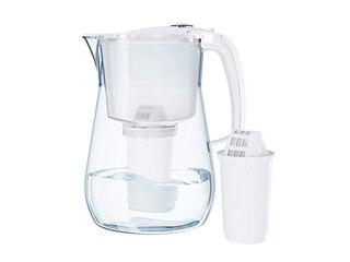 Aquaphor Provence weiß inkl. 1 A5 Filterkartusche-Premium-Wasserfilter -