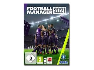 Sega Football Manager 2021 (PC) -
