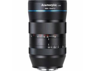 Sirui 75mm Anamorphic Lens Fujifilm X -