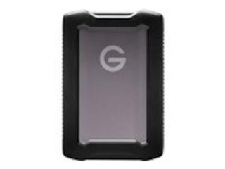 SanDisk Professional G-DRIVE ArmorATD 1TB - externe Festplatte, USB 3.0 Typ-C (SDPH81G-001T-GBAND) -